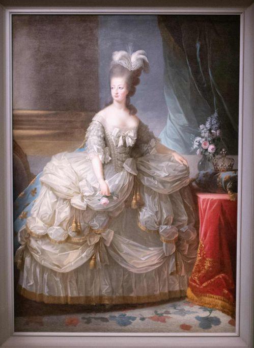 瑪麗王后肖像畫。(法新社)