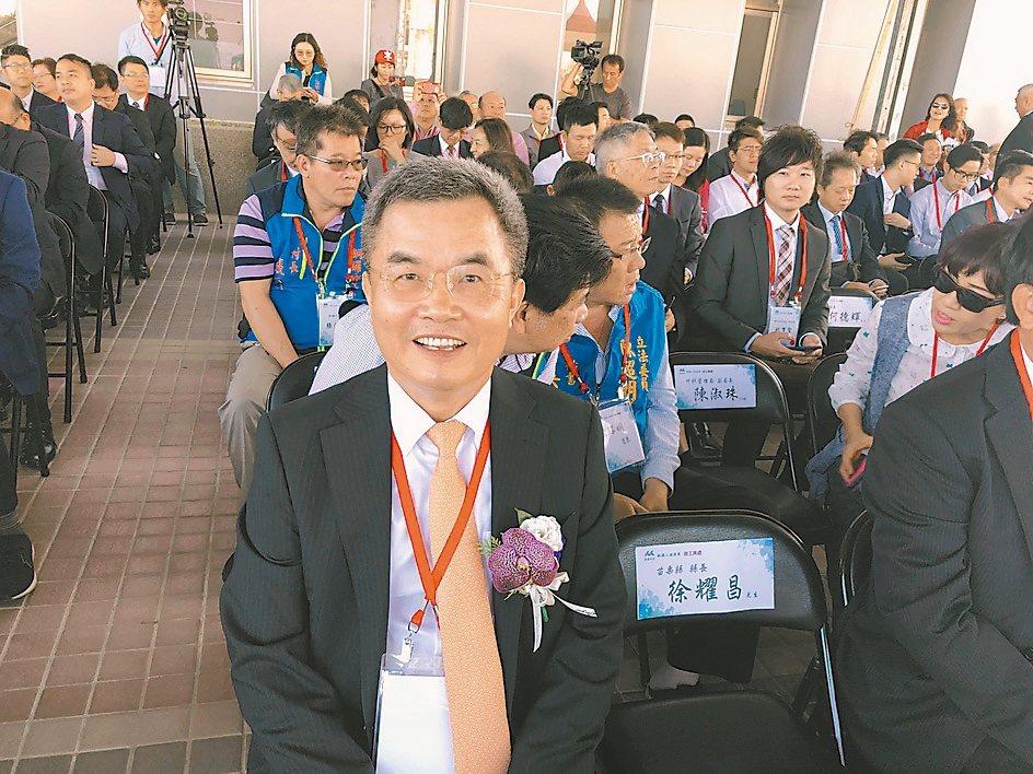 達邁董事長吳聲昌