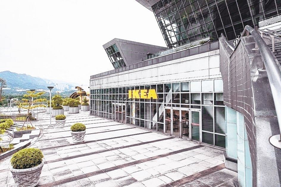 家具連鎖大咖IKEA宜家家居,傳將接手大潤發內湖一店。 記者何秀玲/攝影