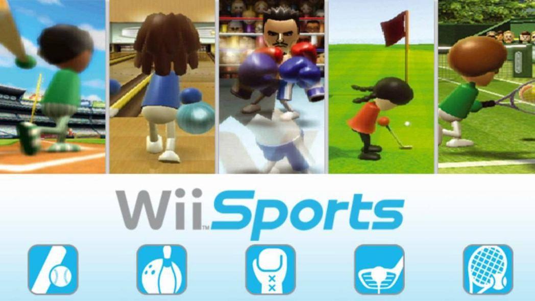 《Wii Sports》銷量非常驚人,全球達到8,287萬套銷量,成為史上第四暢...