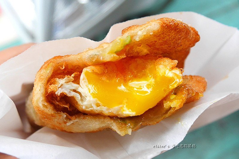 喔喔喔,那個蛋黃好好吃啊…