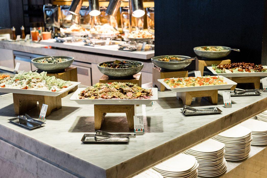 台南老爺行旅推出「共食派對」餐飲專案. 業者/提供