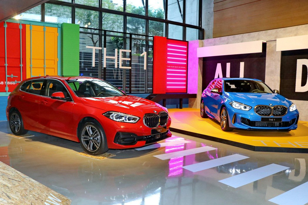 全新世代的BMW 1系列這次首波導入共兩種動力分別是118i及M135i xDr...