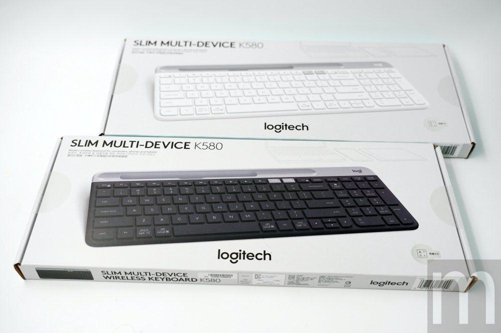 K580超薄藍牙鍵盤
