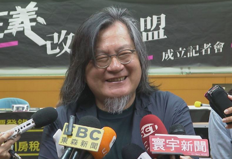 台北市前都發局長林洲民。圖/本報系資料照