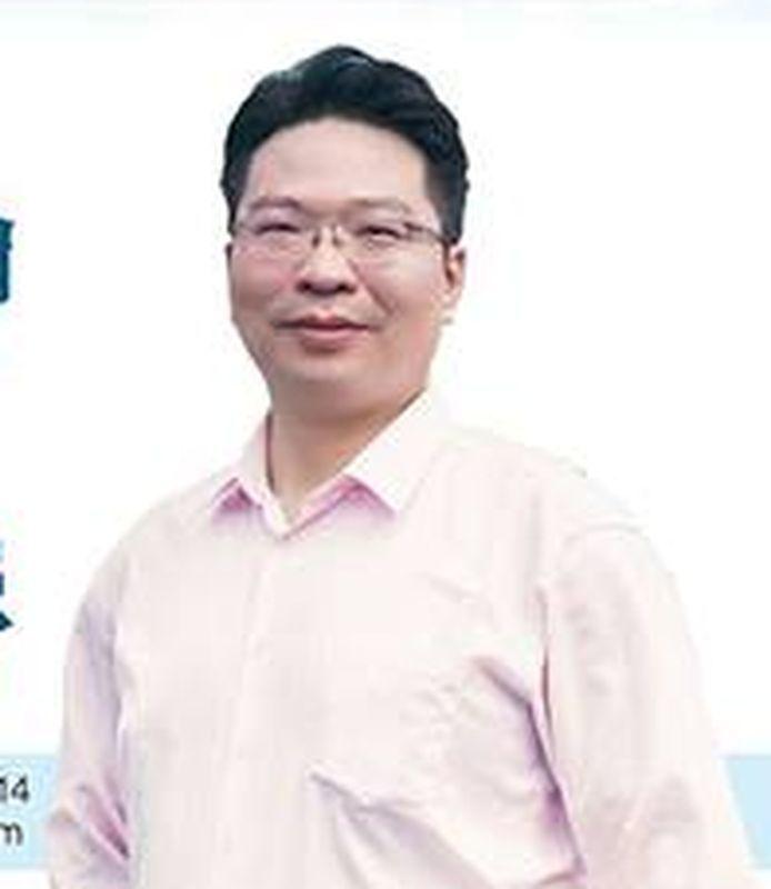 高雄市立委第八選區台灣民眾黨參選人敖博勝。圖/翻攝敖博勝臉書