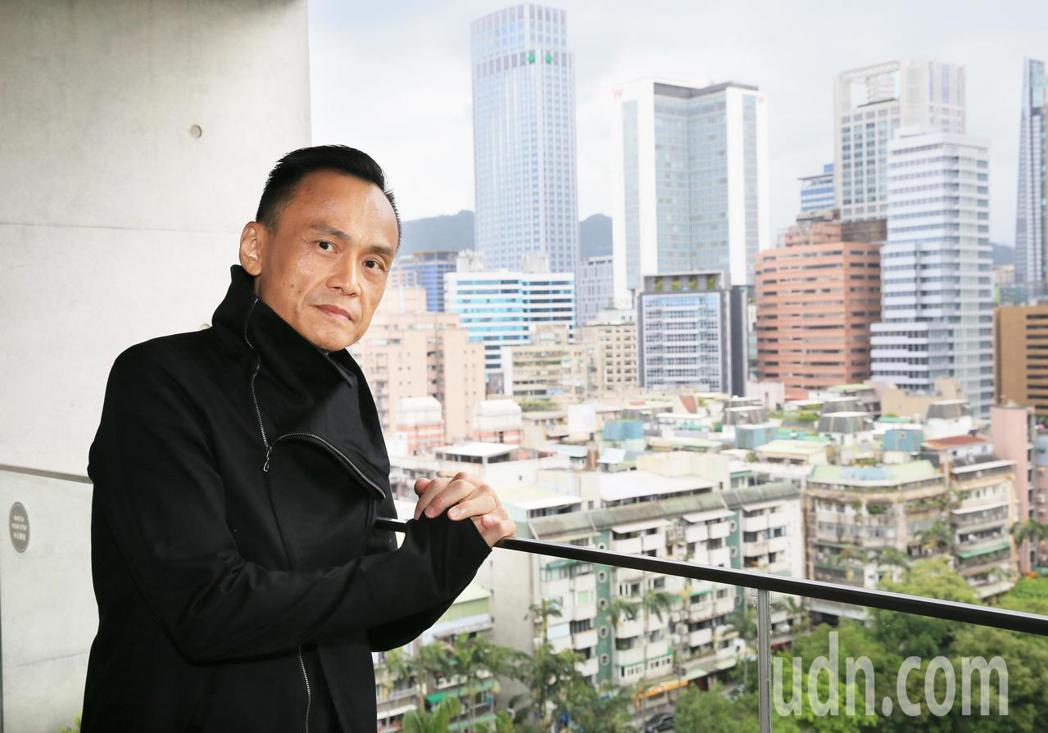 「陽光普照」金馬入圍陳以文。記者潘俊宏/攝影