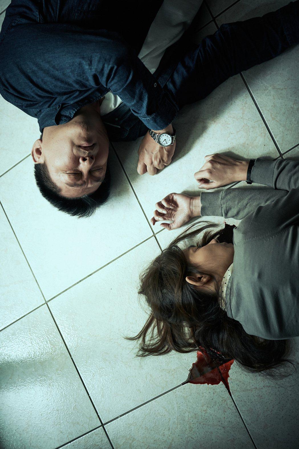 「大潮」由庹宗華、林美貞主演。圖/公視提供
