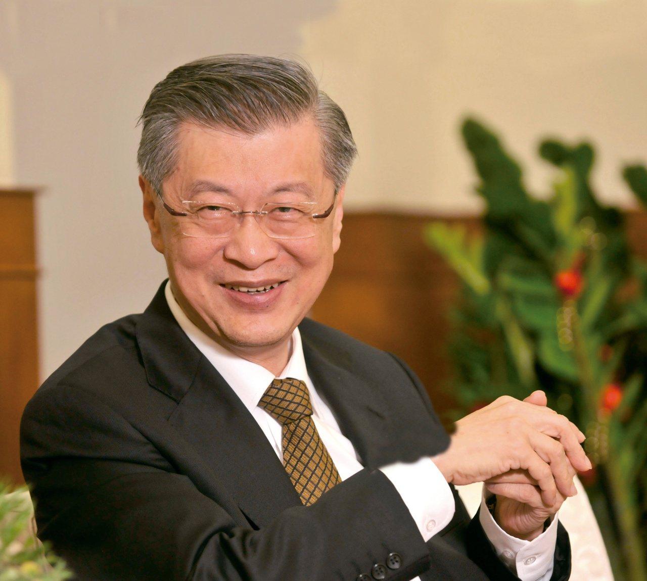 前行政院長陳冲。 圖/聯合報系資料照片