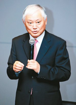 研華科技執行董事何春盛。 記者潘俊宏/攝影
