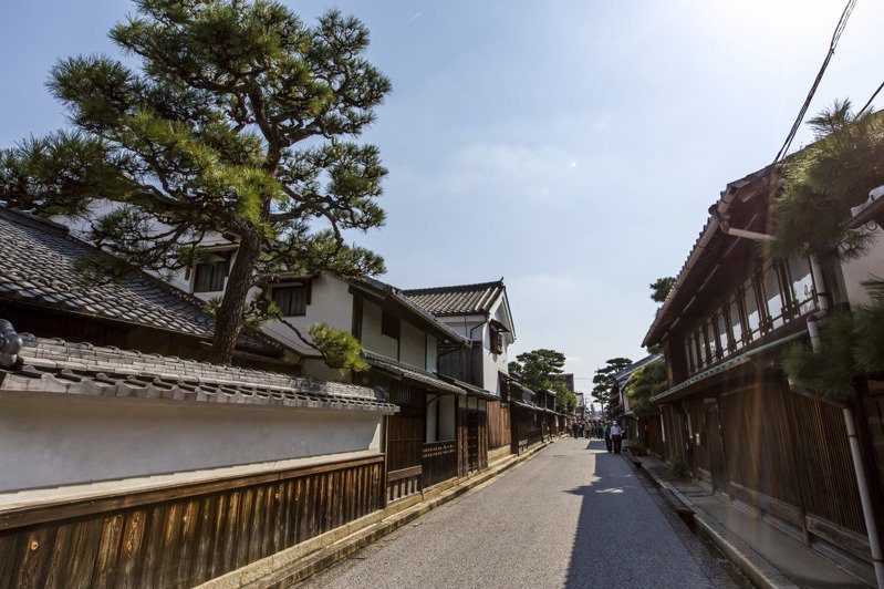 日本街道。圖/ingimage