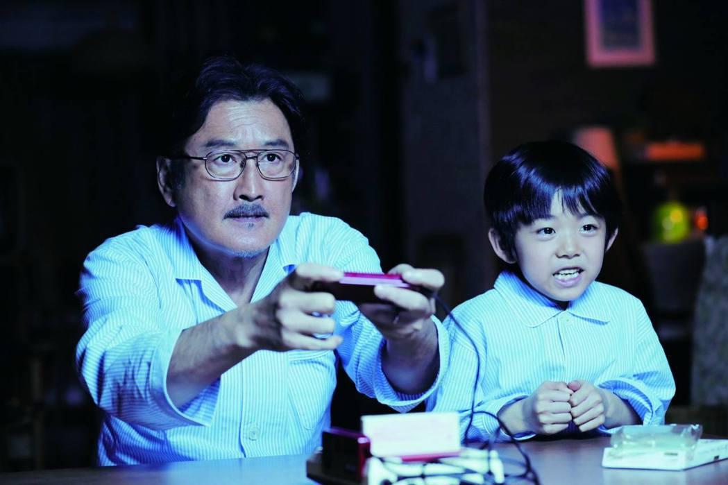 《我和父親的Final Fantasy XIV》(電影劇照)