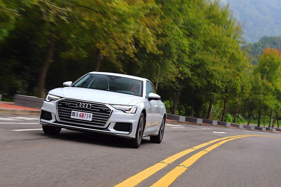夠科技、夠矚目!但新世代Audi A6房車感覺就是少了點甚麼?