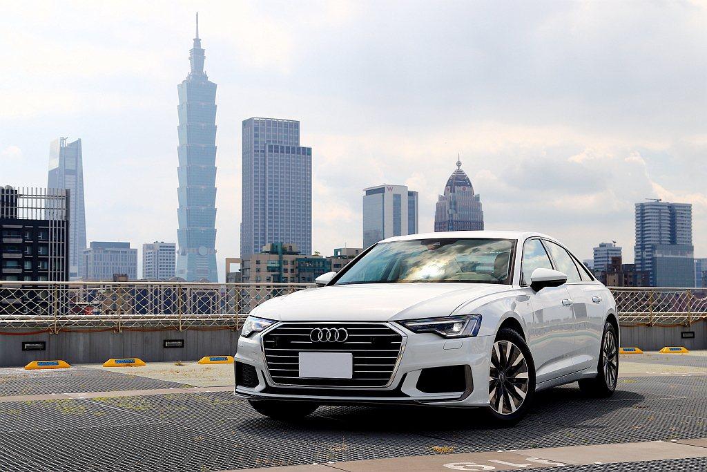 在台灣豪華車市場中,新世代Audi A6車系對上德國同級對手就是BMW 5-Se...