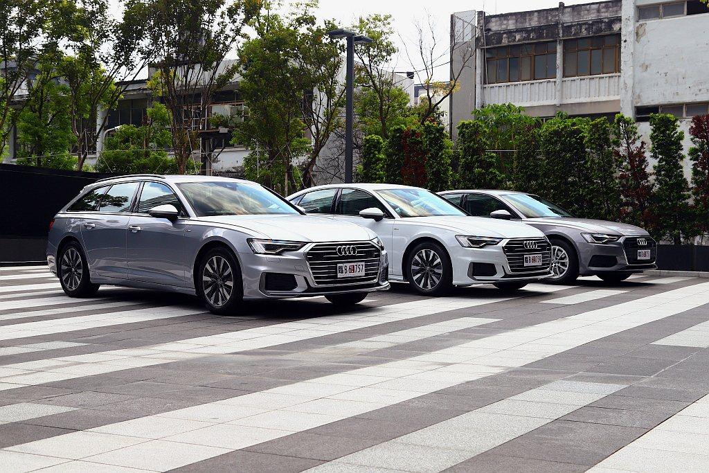 台灣販售的Audi A6房車僅提供渦輪柴油40 TDI單一動力,至於A6 Ava...