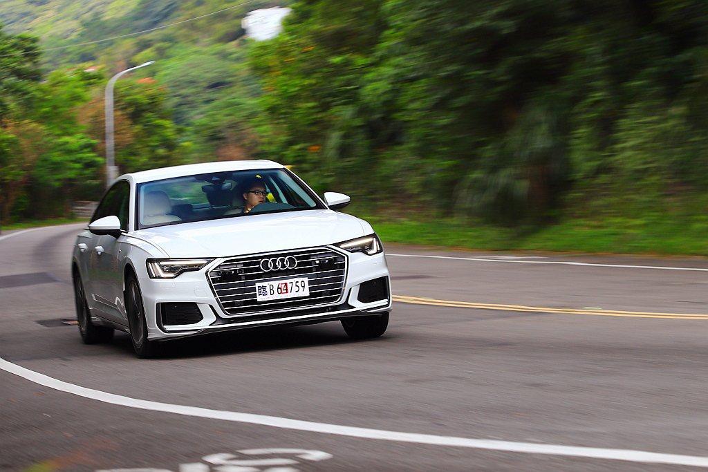 新世代Audi A6 40 TDI Premium動力輸出感受以柔順見長,中段再...