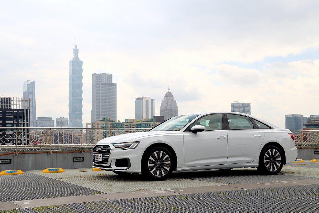 新世代Audi A6 40 TDI Premium雖然科技滿點,可惜就是沒有夠強...