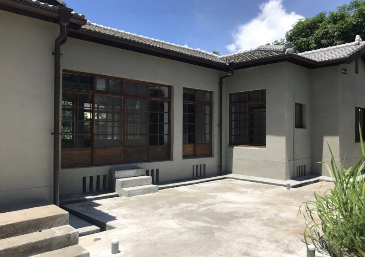 鄧麗君紀念館將進駐明德新村7、8兩號,活化左營眷村文化園區。圖/高雄市文化局提供