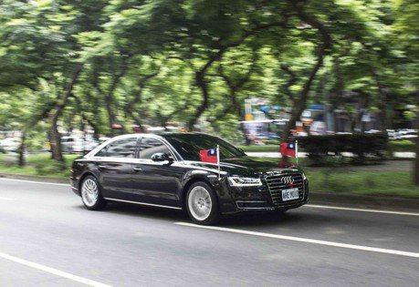 明年不論誰當選 新總統都要坐這款Audi新座車!