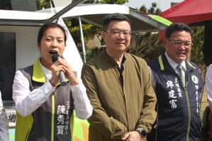 李佳芬說韓國瑜被抹黑 卓榮泰:選舉不是靠媽媽靠老婆