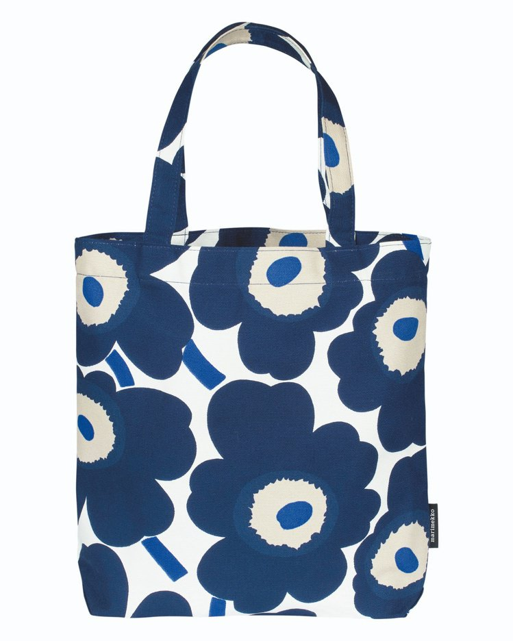 Unikko印花購物袋,3,280元。圖/Marimekko提供