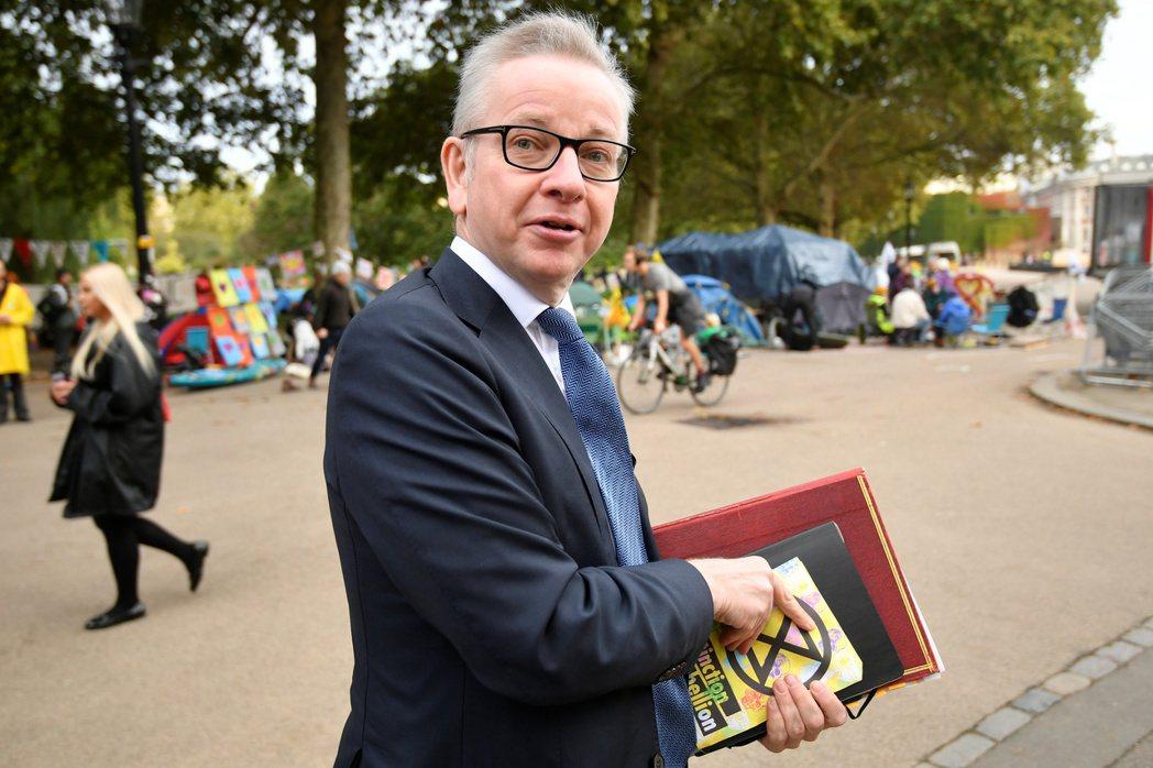 英國負責無協議脫歐事務的內閣大臣戈夫(Michael Gove)20日表示,英國...