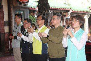 韓國瑜觀光政策 卓榮泰諷把阿諾請來大家才相信