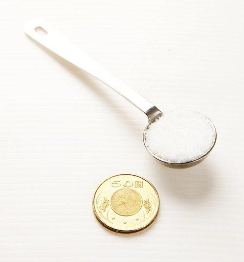 控制鈉攝取量, 衛福部建議每日攝取量不超過2400毫克鈉,約等於6公克食鹽,低鈉...