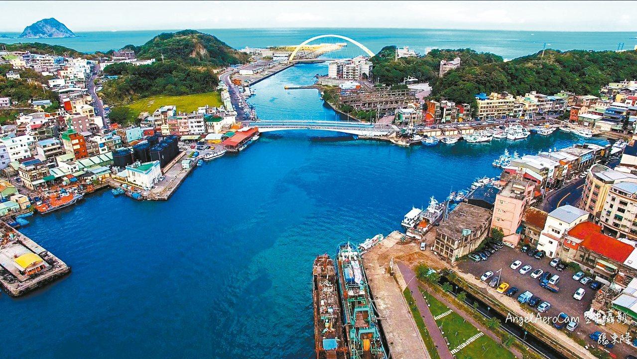 和平島適合做為開發潛艦園區,重回過去造船風光嗎?最近引起熱議。 圖/張東隆提供