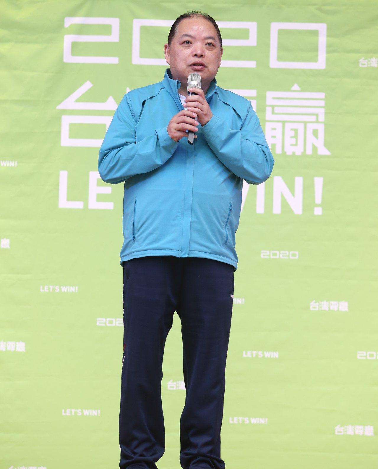 國策顧問黃承國。記者葉信菉/攝影