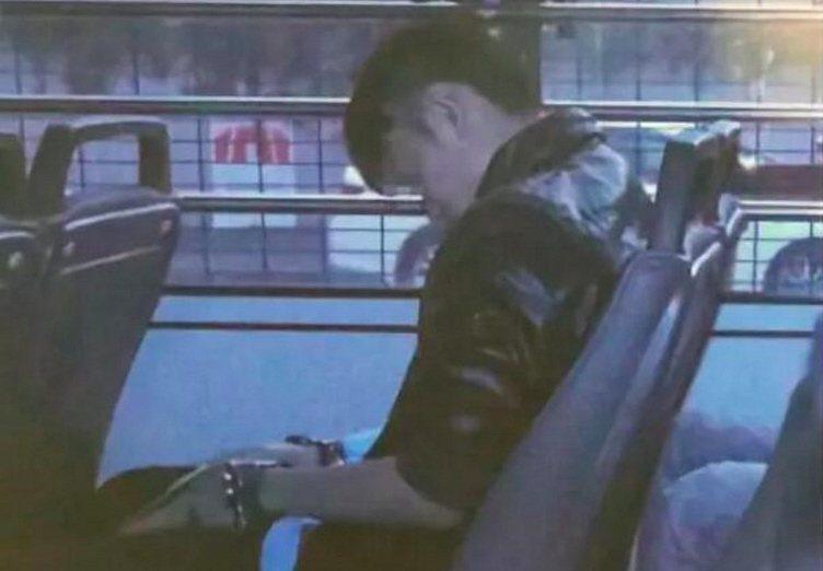 觸發港府修訂「逃犯條例」的港女命案疑犯陳同佳。圖/中國日報官微 圖/中國日報官微
