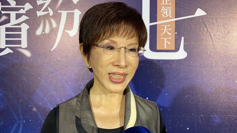 國民黨第6選區立委參選人洪秀柱。圖/本報資料照片