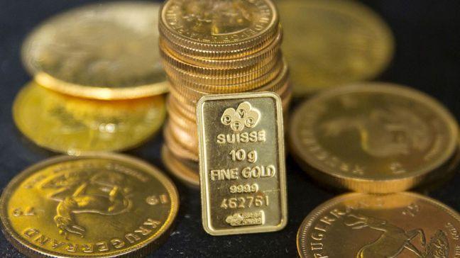 凱基期貨分析師林泳光表示,在考量市場投資風險的前提下,投資人可能會將資金轉進黃金...