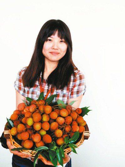 台灣首度要到澳洲種荔枝,將在周三簽署合作備忘錄。圖為台農七號品種。 圖╱聯合報系...