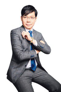 ETF領航大師林昌興。