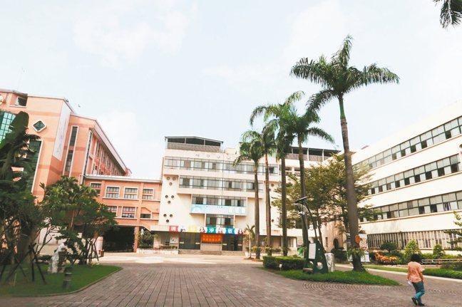 圖為屏東的美和科技大學。 本報資料照片