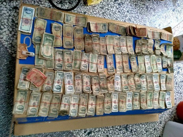 換50年舊鈔卻只能換5萬元。圖片來源/臉書