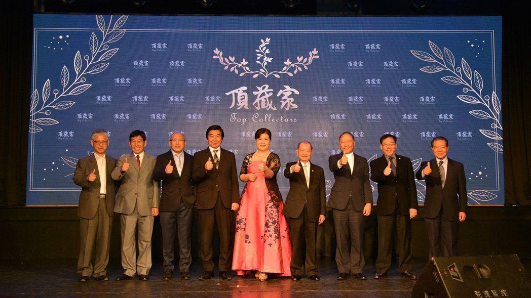 台灣投資天使協會秘書長蘇拾忠(左起)、共同創辦人車正國、上海綠地自由貿易港總代理...