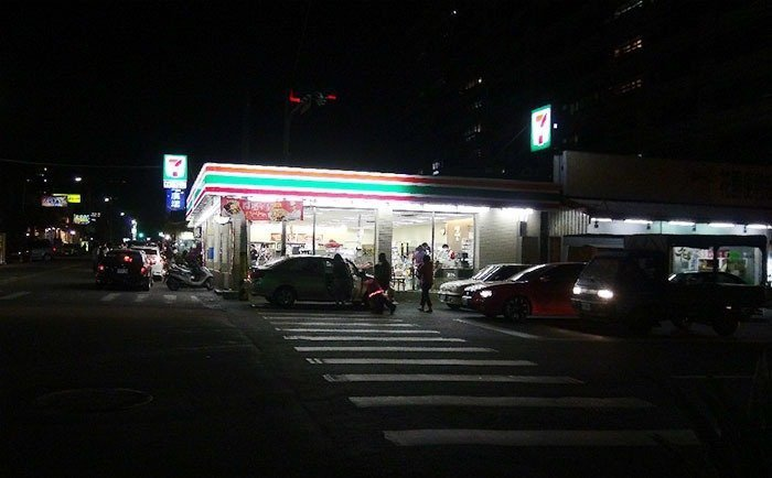 圖為示意圖,非本文紙涉之超商店家。 圖片來源/聯合報系