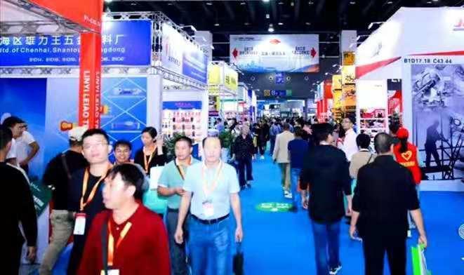 義博會今年被列為第83屆IEC大會中國特色活動之一。 康堃皇/攝影
