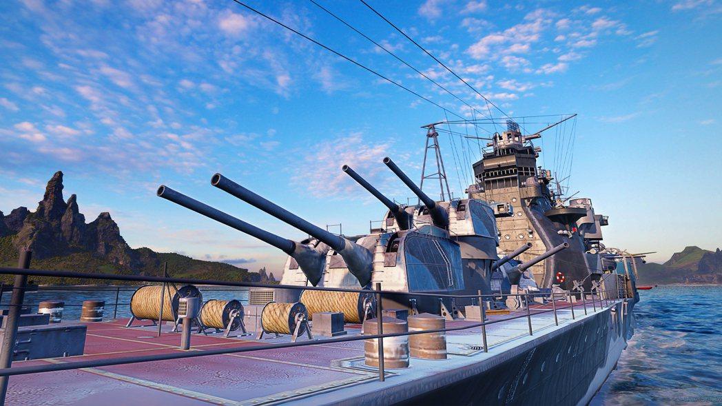VII階日本重型巡洋艦Atago