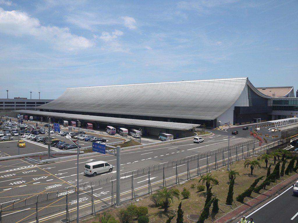 桃園中正國際機場。 圖/Flickr