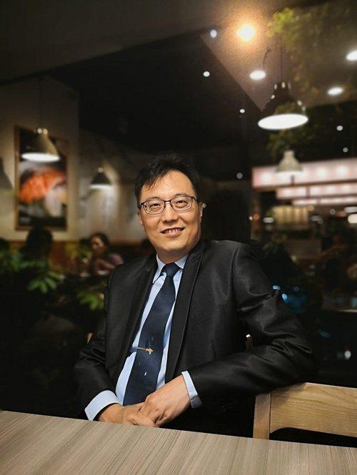 淡江大學蘭陽校園教授兼全球發展學院院長包正豪。圖/包正豪提供