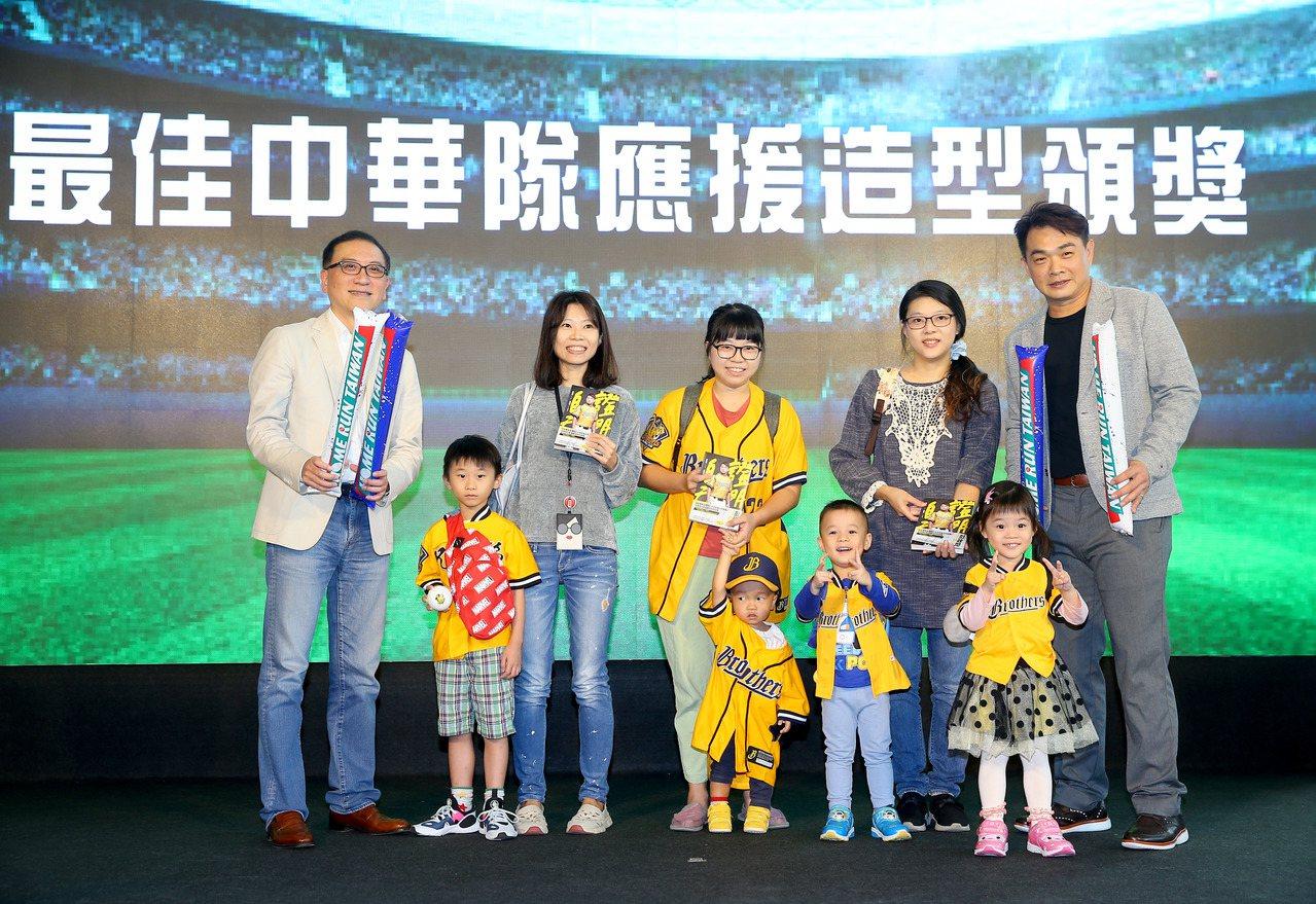 中國信託冠名贊助今年世界12強棒球賽,今天發表年度品牌形象影片,出席球星彭政閔(...