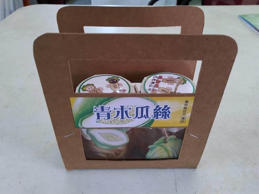 新住民媽媽製作的青木瓜絲等泡菜,風味十足。記者蔡維斌/攝影