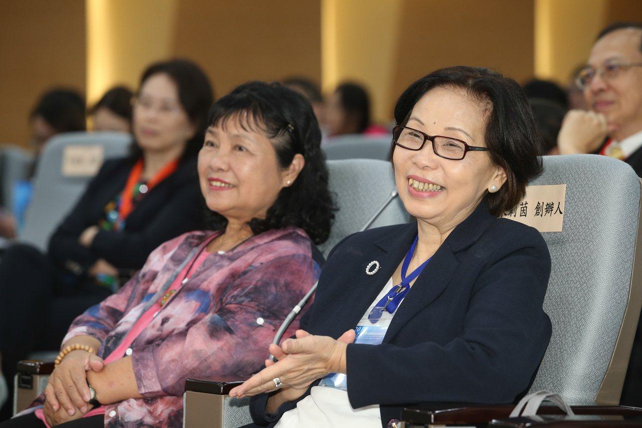 罕見疾病基金會昨天舉辦「罕見人生-罕病20年回顧與展望國際研討會」,罕病基金會創...
