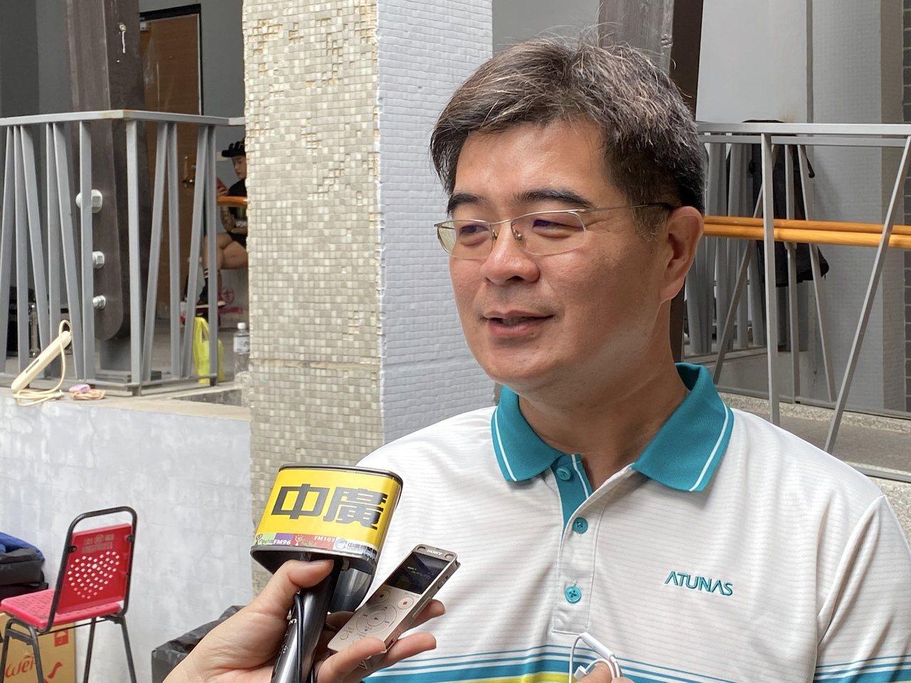大鵬灣國家風景區管理處副處長王玟傑表示,目前尚在仲裁階段,遊藝區設施確實已完全停...