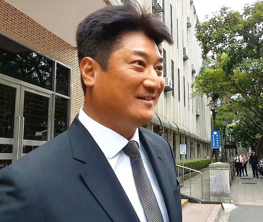 中華民國棒球協會理事長辜仲諒。資料照片。記者王宏舜/攝影