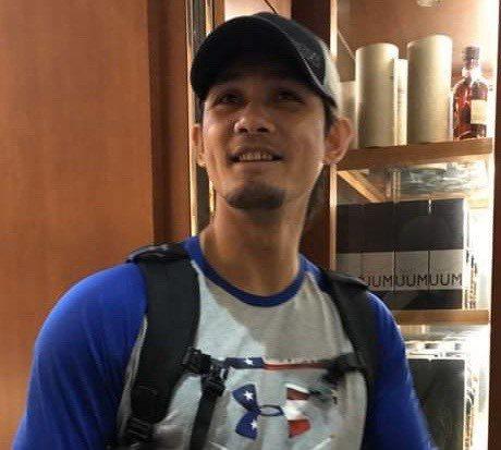 中信兄弟隊外野手張志豪再度當選國手,覺得很開心。記者藍宗標/攝影
