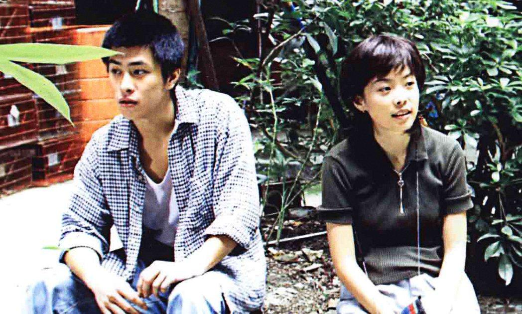 范植偉、李康宜曾合演「黑暗之光」。圖/海鵬提供